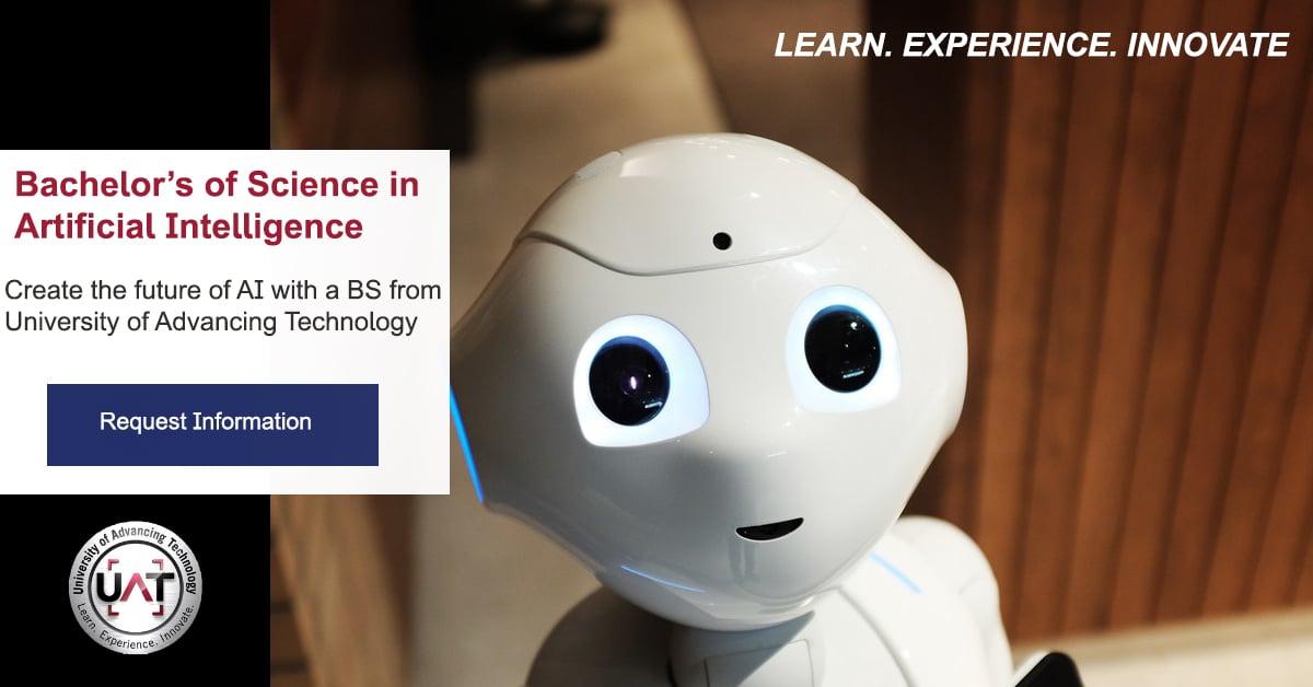 University of Advancing Technology Artificial Intelligence Degree