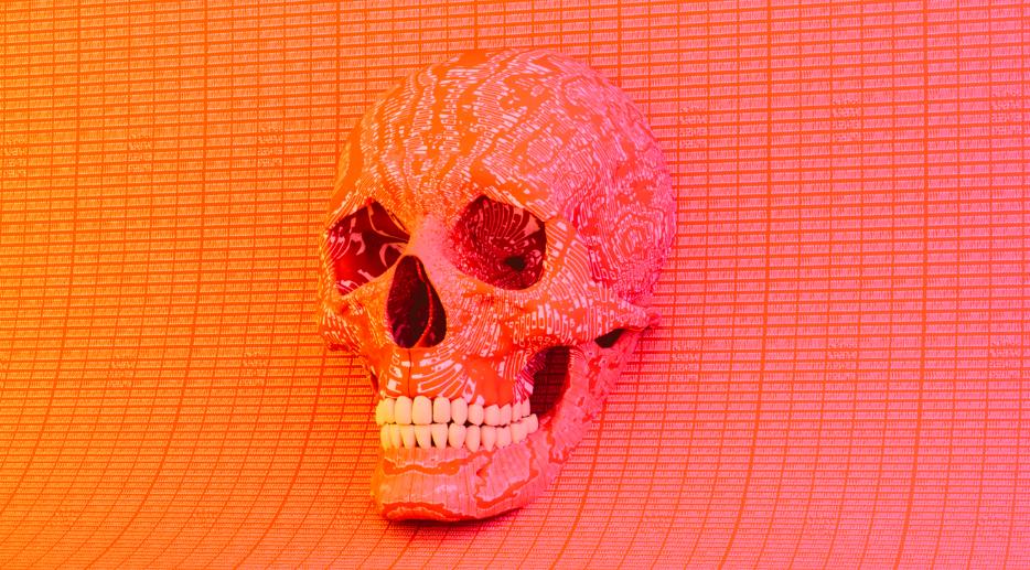 Cyber Skeleton