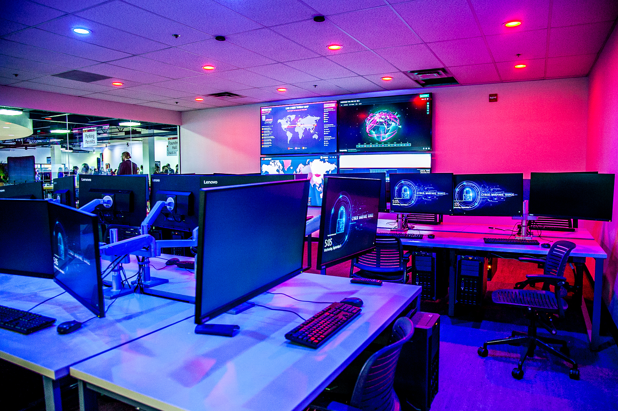 UAT Security Operations Center
