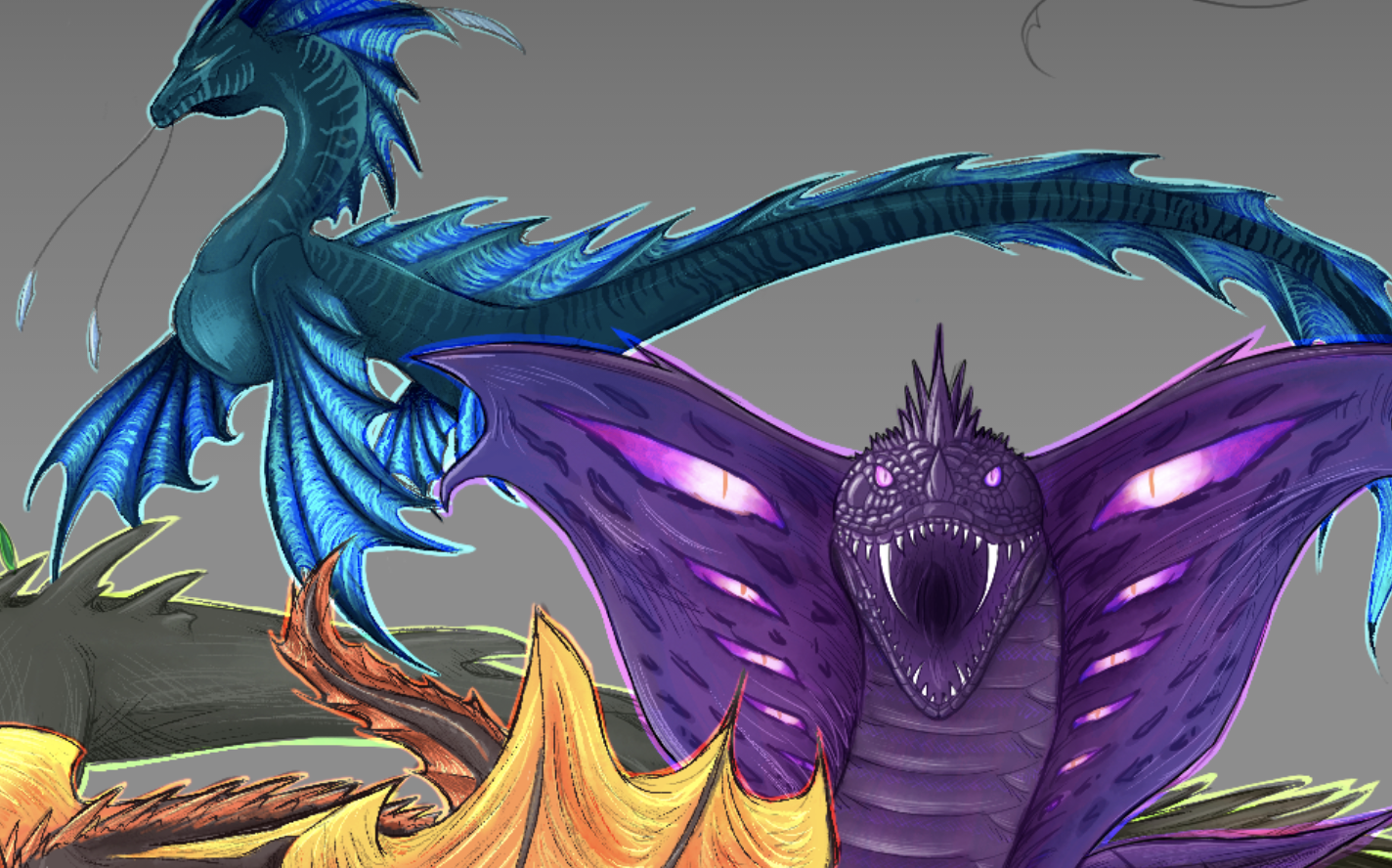 MOBA Dracopedia